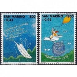 San Marino 1999. Hang gliding