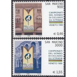 San Marinas 1999. Dviračių...