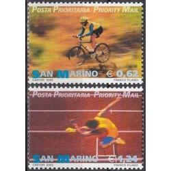 San Marinas 2002. Sportas