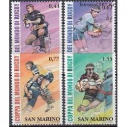 San Marino 2003. World...