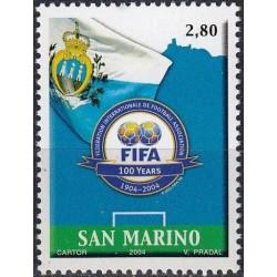 San Marinas 2004. FIFA -...