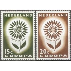 Nyderlandai 1964. CEPT:...