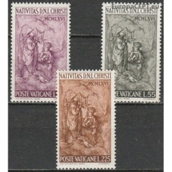 Vatican 1966. Christmas