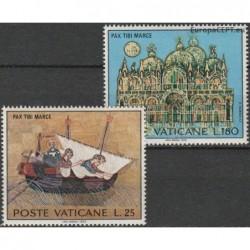 Vatican 1972. Save Venice
