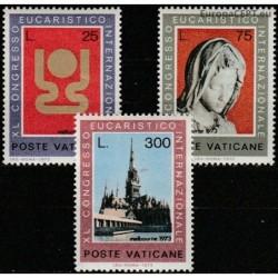 Vatican 1973. Congress in...