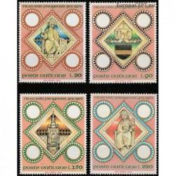 Vatican 1973. 1000 years...
