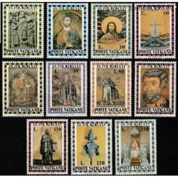 Vatikanas 1974. Religiniai...