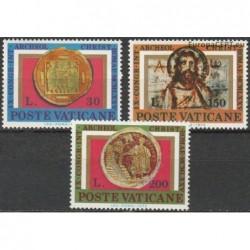 Vatican 1975. Archeology