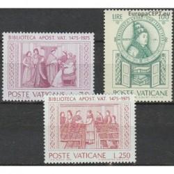 Vatikanas 1975. Vatikano...
