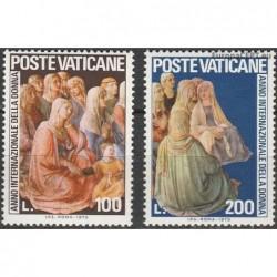 Vatican 1975. International...