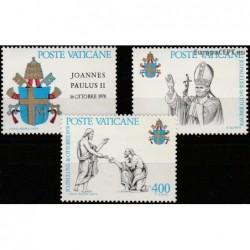 Vatikanas 1979. Jonas...