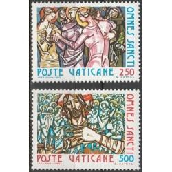 Vatikanas 1980. Visi Šventieji