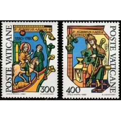 Vatikanas 1980. Šv. Magnus,...