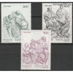 Vatican 1982. Gregorian...