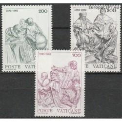 Vatikanas 1982. Grigorijaus...