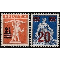 Šveicarija 1921....