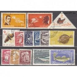 Romania 1960's. Set of...