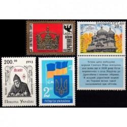 Ukraina 1990-ieji, Rinkinukas