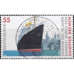 Germany 2004. Ocean liner...