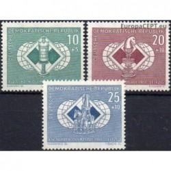 Rytų Vokietija 1960. Šachmatai
