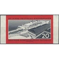 East Germany 1960. Transport