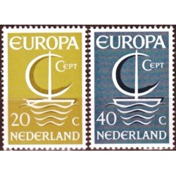 Nyderlandai 1966. CEPT:...