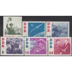 East Germany 1961. Soviet...