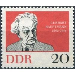 East Germany 1962. Nobel...