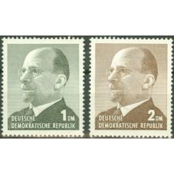 East Germany 1963. Walter...