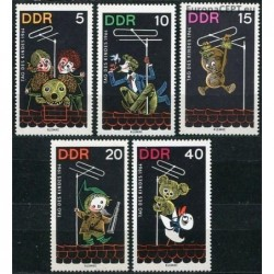 East Germany 1964. Animated...