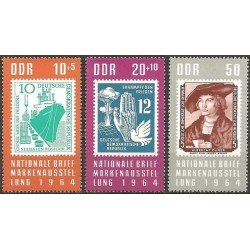 East Germany 1964. Stamps...