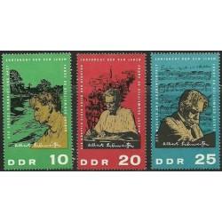 East Germany 1965. Albert...