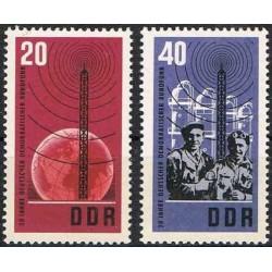 Rytų Vokietija 1965. Radijas
