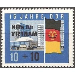 East Germany 1965. Vietnam Aid