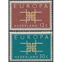 Netherlands 1963. CEPT:...
