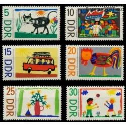 Rytų Vokietija 1967. Vaikų...