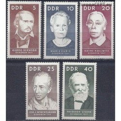 East Germany 1967. Famous...