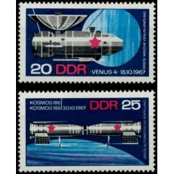 East Germany 1968. Space...