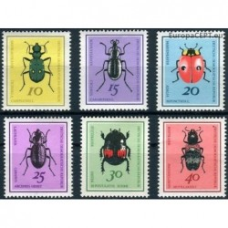 East Germany 1968. Insects