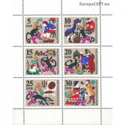 East Germany 1968. Fairy tales