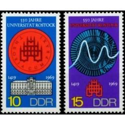 East Germany 1969. Rostock...
