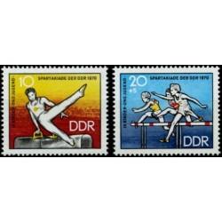 East Germany 1970. Spartakiade