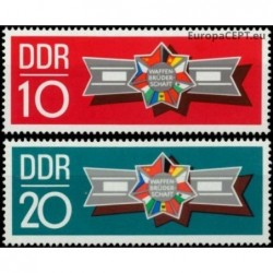 East Germany 1970. Military