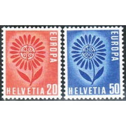 Šveicarija 1964. CEPT:...