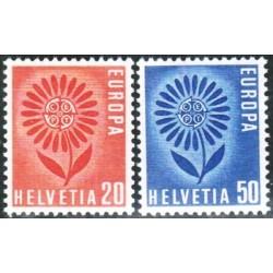 Switzerland 1964. CEPT:...