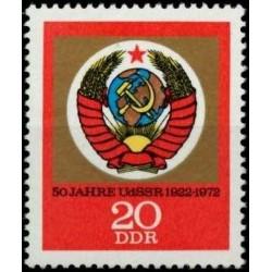 Rytų Vokietija 1972. TSRS...