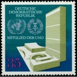 East Germany 1973. United...