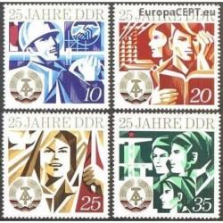 Rytų Vokietija 1974. VDR...