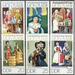 Rytų Vokietija 1974. Lėlės...