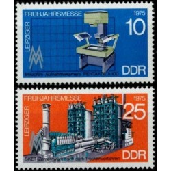 East Germany 1975. Leipzig...